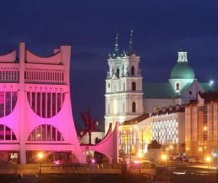 Grodno without visas
