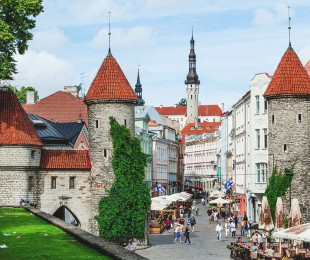 Spa holidays in Tallinn